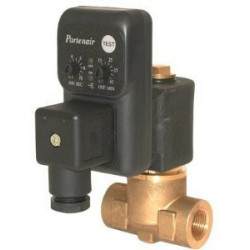 purgeur de condensats temporises s/ cable 380V