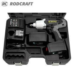 coffret clé à chocs RODCRAFT 1/2 à batteries